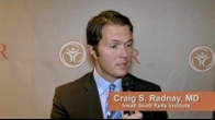 Q&A with Craig Radnay, MD - injectables and sports medicine