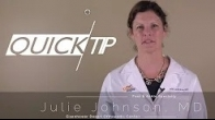Quick Video Tip: Foot Pain - The Achilles Tendon