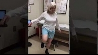 2 Weeks after Minimally Invasive Direct Superior hip replacement - Dr. Lige Kaplan