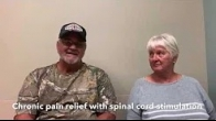 Chronic Pain Relief with Spinal Cord Stimulation