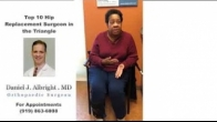 Hip Replacement Patient Testimonial | Weight Loss Before Surgery