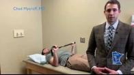 Dr. Chad Myeroff's Shoulder Range of Motion Video