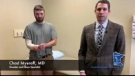 Dr. Chad Myeroff's Standard Elbow Range of Motion Video