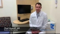 Dr. Chad Myeroff's Shoulder and Elbow Steroid Injection Video