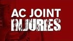 What are the types of ac joint separations?