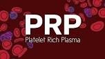 What is PRP (Platelet Rich Plasma)?