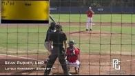 Sean Paquet Prospect Video, LHP, Loyola Marymount University