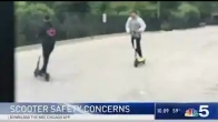 Chicago's new scooters: Dr. Grant Garrigues talks to NBC5
