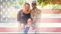 Haiti Quake Survivor Now U.S. Soldier: 'I'm Blessed, I'm Lucky To Be Here Today'