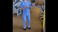 Resistance Band Rows Exercise