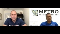 Shoulder Injuries & Virtual Therapy with Dr. Michael Sileo