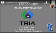The Shoulder: History and Physical Exam