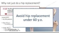 Hip Preservation Webinar - Joel Williams, M.D.
