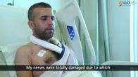 Bullet Hit Shoulder - Complete Reconstruction Surgery I Max Hospital Patparganj
