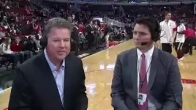 Dr. Yanke Joins BullsTV During the Bulls Pre-Game Live Show to Discuss Cartilage Injuries