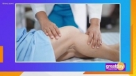 Dr. Zayde Radwan shared treatment options for those suffering with arthritis.