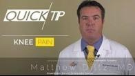 Quick Video Tip: Knee Pain Relief - The Flip Flop Factor