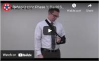 Rehabilitation Phase 1: David Savin, MD