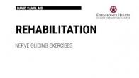 Rehabilitation Nerve Gliding Exercises