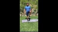 Single Leg Balance - 2-6 Weeks