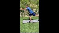 Straight Leg Dead Lift - 6 -12 Weeks