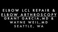 LCL Repair & Elbow Scope