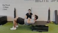 Phase 2 postoperative exercises (Week 6-12)