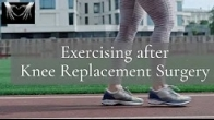 Exercising After Knee Replacement Surgery