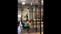 Back to Cross-Fit and Getting LIfe Back after a Cartilage Transplant - Jessica Stroble