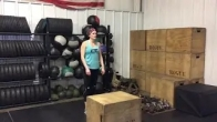 Back to Cross-Fit and Getting LIfe Back - Jessica Stroble
