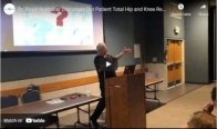 Dr. David Buchalter Discusses Out Patient Total Hip and Knee Replacements
