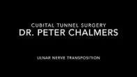 Cubital Tunnel Surgery - Ulnar Nerve Transposition - Patient Version