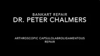 Arthroscopic Shoulder Labral Repair - Patient Version