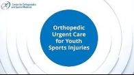 Orthopedic Urgent Care for Youth Sports Injuries