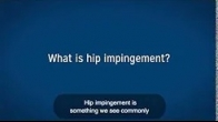 What is Hip Impingement (FAI Syndrome)