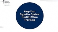Keep Your Digestive System Healthy When Traveling