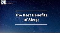 Best Benefits of Sleep