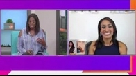 Dr. Lisa Patel talks about Pain Treatment on Great Day in Houston Show with Debra Duncan