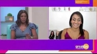 Dr. Lisa Patel talks about Hair Restoration on Great Day in Houston Show with Debra Duncan