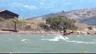 Kiteboarding: Playing With Wind & Water on the Bay