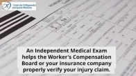 Preparing for an Independent Medical Exam (IME)