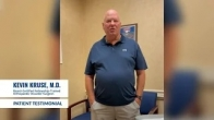 Marshall shares his experience one year after Reverse Shoulder Replacement surgery with Dr. Kruse